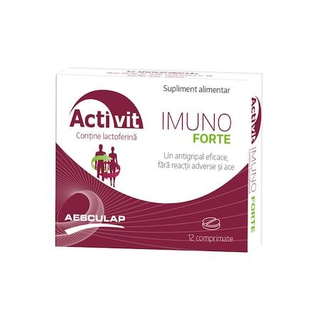 Activit imuno forte x 12 compr.