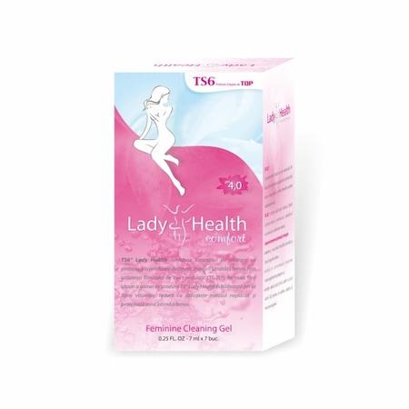 TS6 Lady Health Comfort Gel pentru igiena externa